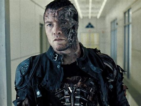 film robot human a screenshot from the movie terminator half human and