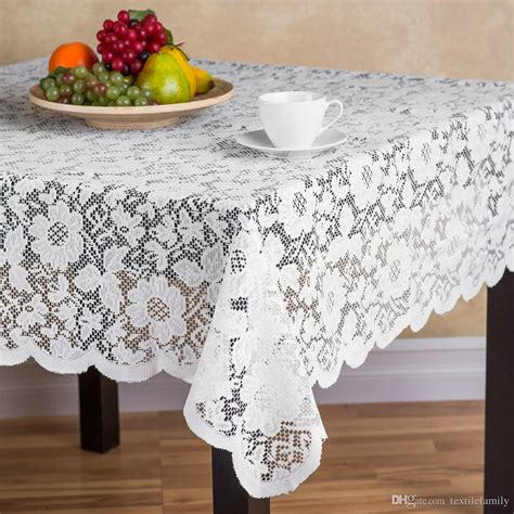 tablecloth on square table polyester lace tablecloths square lace table