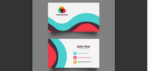 business card template with mascot top 18 free business card psd mockup templates in 2018