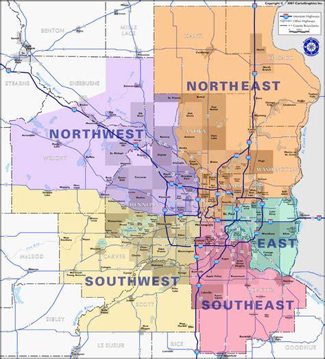 zip code map twin cities pin twin cities mn zip code map on pinterest