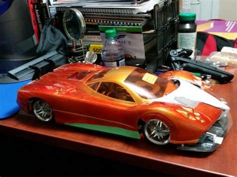 custom pagani custom pagani zonda 1 10 rc prototype custom pagani