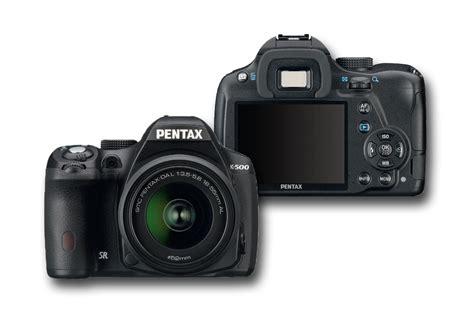 Kamera Pentax K 500 test av pentax k 500 bonnier digital foto
