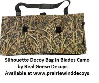 prairiewind decoys silhouette satchel decoy bag by real