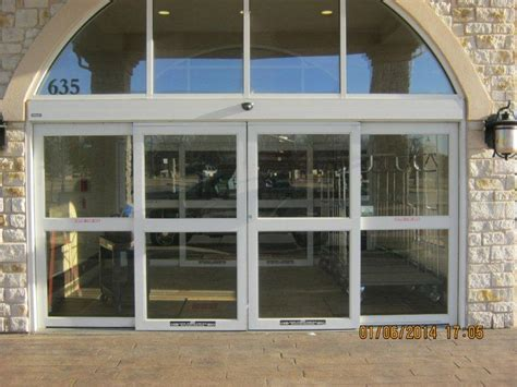 Glass Door Store Switching Your Store From Standard Doors To Automatic Sliding