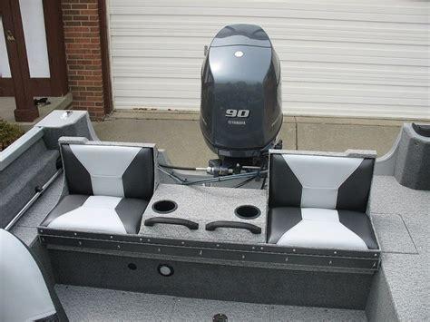 used folding boat seats lund folding jump seats google search boat design