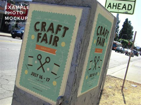 Craft Fair Flyer Template