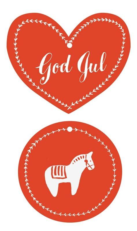 printable ornament tags scandinavian christmas ornaments free printable
