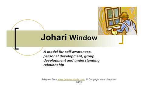 Home Design The App by Johari Window