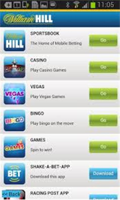 william hill mobile app william hill android app exclusive free offer