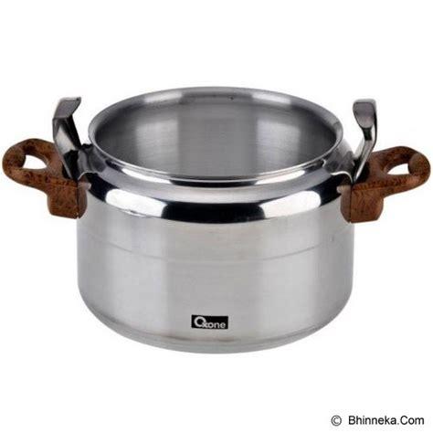 Oxone Alupress Pressure Cooker jual oxone alupress aluminium pressure cooker ox 2004