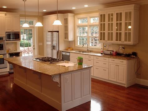 Average Cost To Paint Home Interior by Choosing Maple Kitchen Cabinets For Contemporary Decor