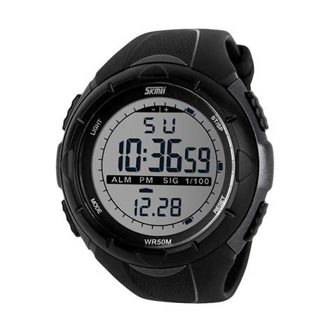 Jam Tangan Pria Wanita Original Skmei S Shock Anti Air 2 harga jam tangan led nike adidas jualan jam tangan