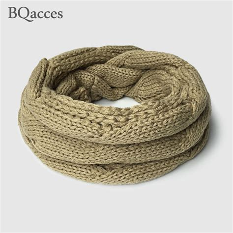 chunky cheap get cheap knit chunky scarf aliexpress