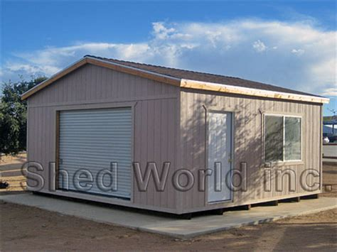 20x20 Shed by Shed Gallery