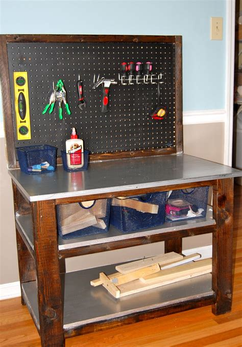 wooden tool bench for toddlers best 25 kids workbench ideas on pinterest kids tool