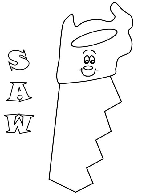 tools coloring pages preschool repair tools coloring crafts and worksheets for