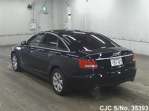 2004 audi a6 for sale 2004 audi a6 navy blue for sale stock no 35393