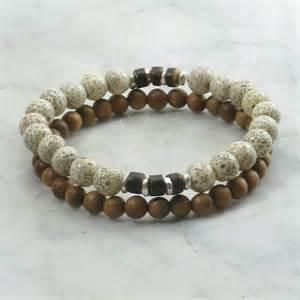 Lotus Mens Bracelet Savanna Bracelets For Lotus Mala Mala