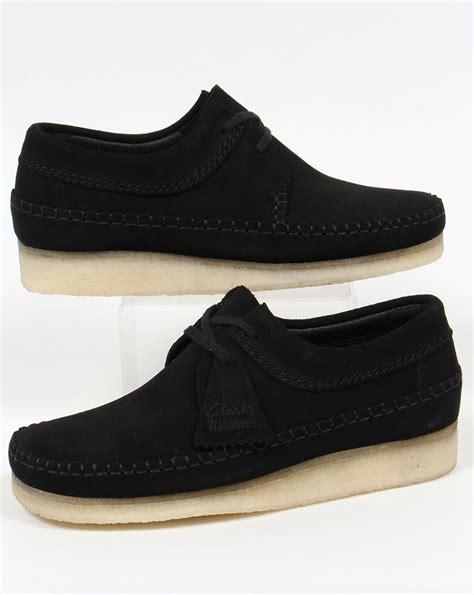 Suede Shoes clarks originals weaver suede shoes black