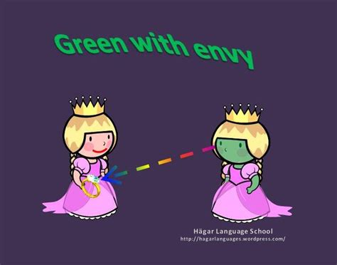 Green With Envy today s idiom green with envy h 228 gar language school