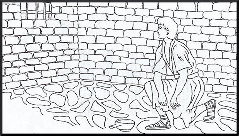 Best Photos Of Joseph In Prison Coloring Page Joseph Joseph In Prison Coloring Pages