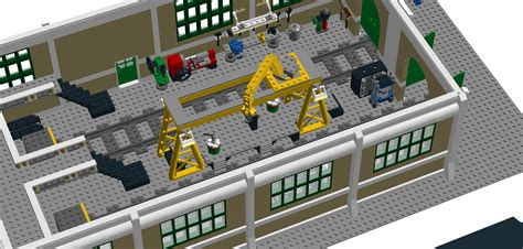 how to make a lego bench lego ideas train shed