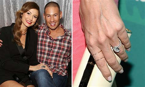 stacy keibler engagement ring best of 2014 celebrity engagement rings hello canada