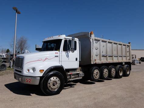 truck in ta fl 1999 freightliner dump trucks for sale used trucks on