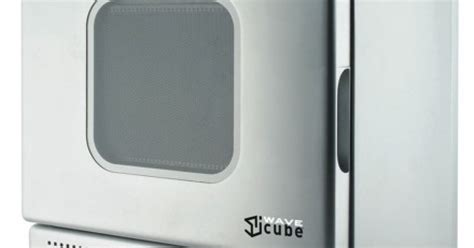 Iwave Personal Microwave It Or It by Iwave Cube The Personal Portable Microwave