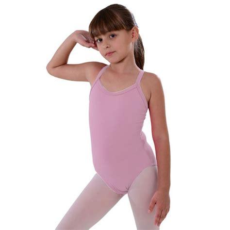 So danca lt pink rhinestone band dance tank leotard toddler girls 2 4t