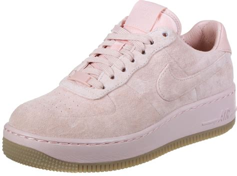 Nike Slop Pink nike air 1 upstep lx w shoes pink