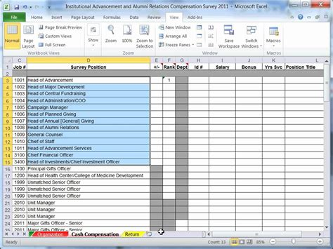 survey results template survey spreadsheet template spreadsheet templates for