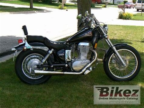 1997 Suzuki LS 650 P Savage specifications and pictures