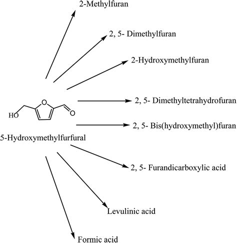 carbohydrates 5 hydroxymethylfurfural biomass into chemicals green chemical conversion of