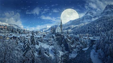 snowy winter season  wallpapers hd wallpapers id