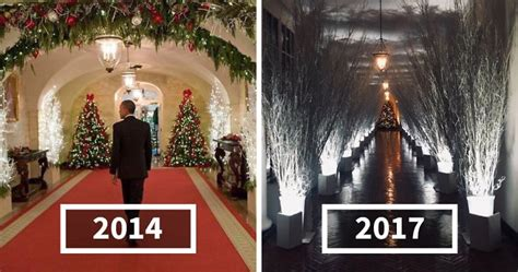 trump white house decoration 30 hilarious reactions to melania trump s creepy white