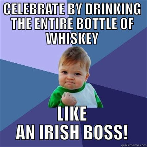 Irish Birthday Meme - happy birthday grace quickmeme