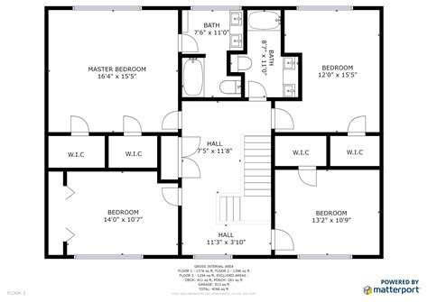 schematic floor plan download sle floor plan square footage matterport