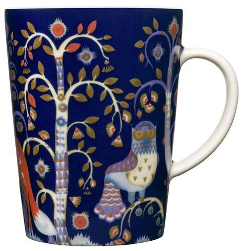 design mug bottom taika mug blue bottom by iittala