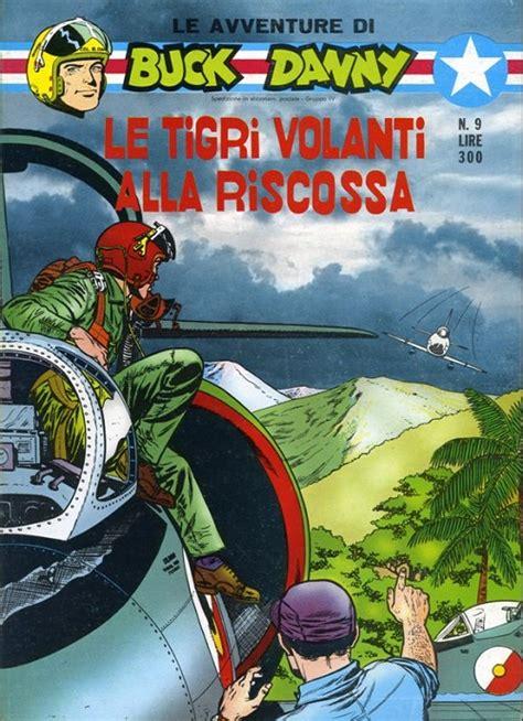 tigri volanti buck danny en italien 27 le tigri volanti alla riscossa