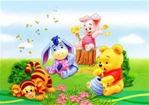 winnie pooh im 225 genes tarjetas frases dulces mensajes amor animales hoy
