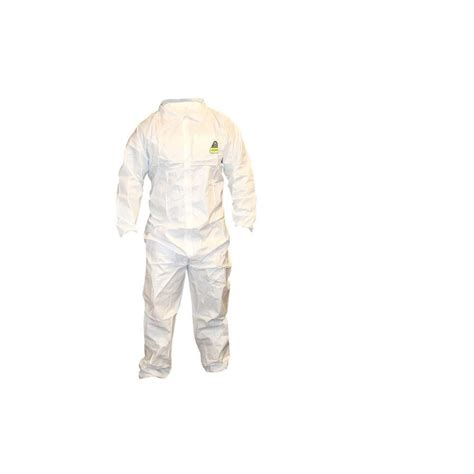 tyvek xl white no elastic coverall 14113 12hd the home depot