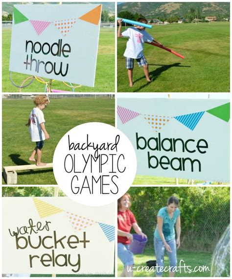 Backyard Olympic For Adults by 25 Unique Best Summer Cs Ideas On