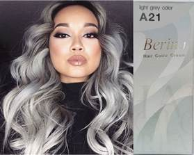 grey hair color dye berina hair colour permanent hair dye light grey