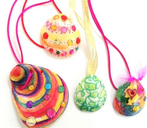 craftea diy craft sea shell necklace pendant