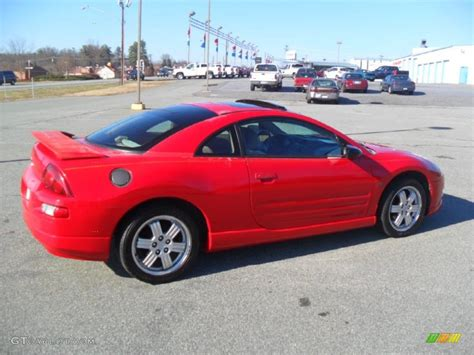 mitsubishi coupe 2000 saronno red 2000 mitsubishi eclipse gt coupe exterior
