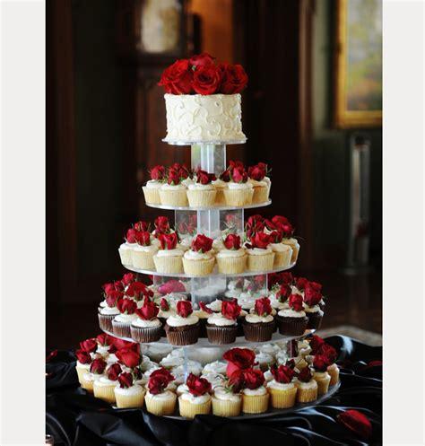 Wedding Cake Idea Wedding Cupcakes by Cupcake Wedding Cakes Mon Cheri Bridals