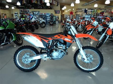 Ktm 250 Dirt Bike For Sale 2013 Ktm 250 Sxf Sx F Sx F 250 Dirt Bike For Sale On 2040