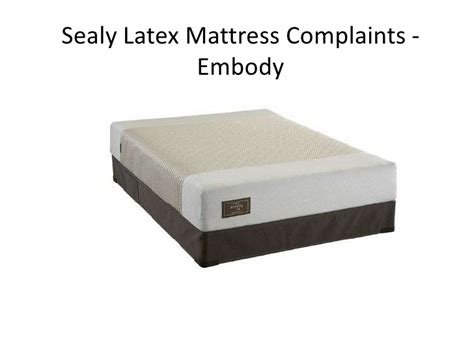 Memory Foam Mattress Scams by Sealy Mattress Complaints Embody