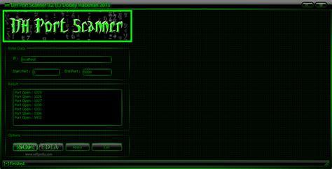 linux port scan perfecttrap